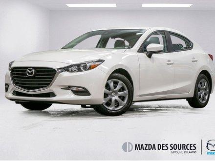 Mazda Mazda3 GX(AUTO) Bluetooth RearViewCamera BAS Km 2018
