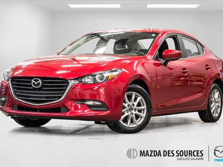 2018  Mazda3 GS A6 SIEGES CHAUFFANT
