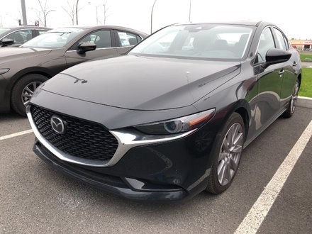 2019  Mazda3 Gt- demo