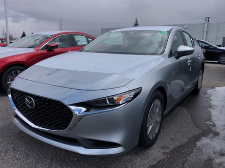 Mazda Mazda3 GS at AWD 2019