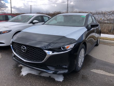 2019 Mazda Mazda3 GS at AWD
