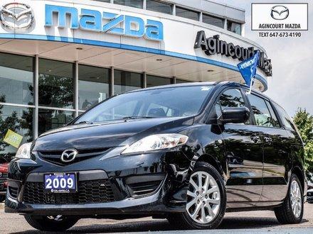 Mazda5 GS   No Accidents   6 Seats   Slide Doors   A/C 2009