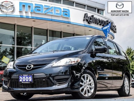 Mazda5 GS   No Accidents   6 Seats   Slide Doors   A/C 2009