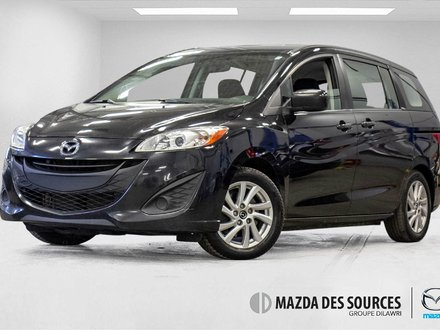 2014 Mazda Mazda5 GS BLUETOOTH