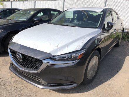 2018 Mazda Mazda6 GS-L 0% / 72M  Entretien/Maintenance Pack Incl.