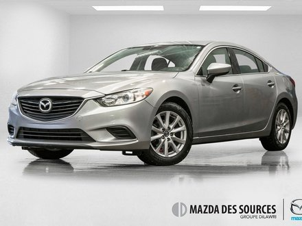2014 Mazda Mazda6 GX(AUTO) SIEGES CHAUFFANT BLUETOOTH