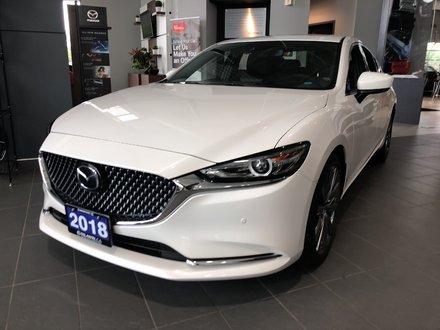 Mazda6 Signature at 2018
