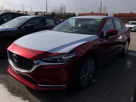 Mazda6 Signature at (2) 2018