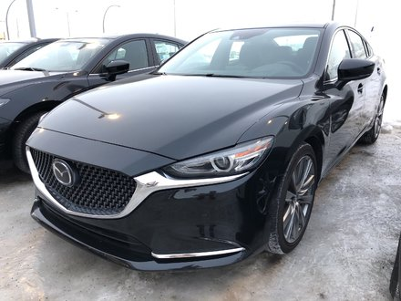 2018 Mazda Mazda6 Sign 0% / 72M  Entretien/Maintenance Pack Incl.
