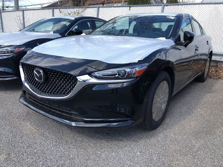 Mazda6 GS-L w/Turbo 2019