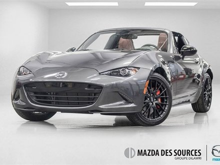 2018 Mazda MX-5 RF GT TOIT RIGIDE COULEUR WOW