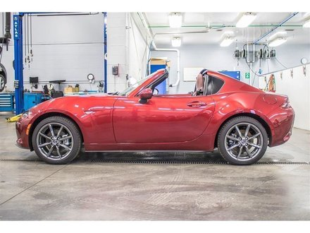 2018 Mazda MX-5 RF GT *TOIT, RIGIDE, !!CUIR NAPPA FULL!!*