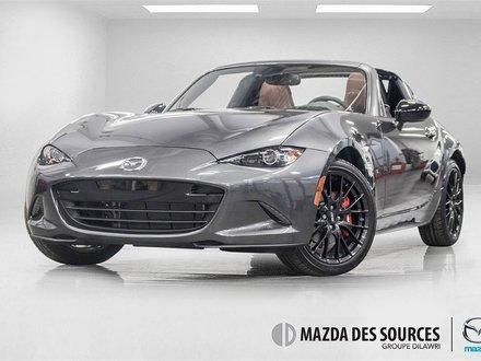 2018 Mazda MX-5 RF GT LOCATION 6 MOIS DISPONIBLE