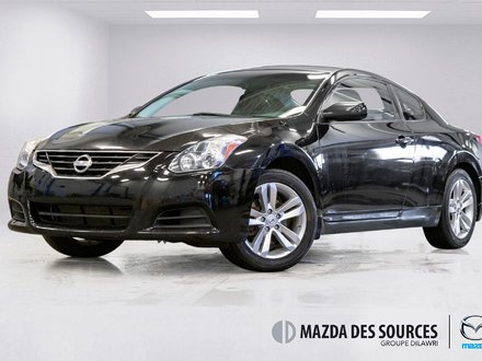 2012 Nissan Altima 2.5 S (CVT)