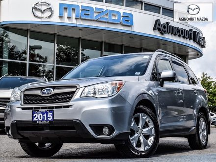 Subaru Forester 2.5i Limited Package 2015