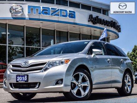 2015 Toyota Venza V6 AWD   New Tires   Rear Camera   Bluetooth   A/C