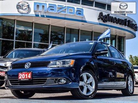 2014 Volkswagen Jetta 2.0 TDI Trendline+   Htd Seats   Hitch   Bluetooth