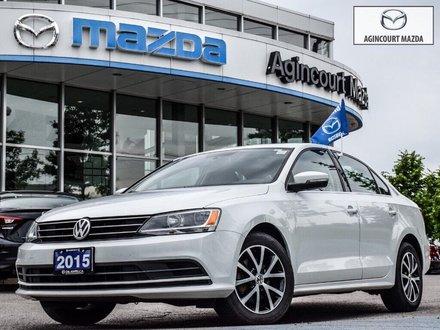 Volkswagen Jetta 1.8 TSI Comfortline 2015