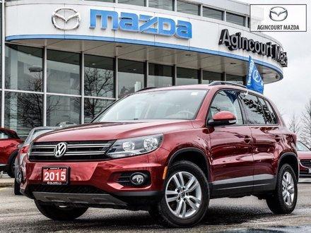 Volkswagen Tiguan Trendline 2015