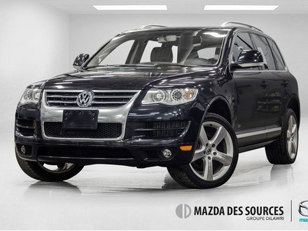 Volkswagen Touareg TDI AWD Cuir Toit ouvrant 2010