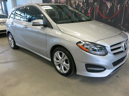 2015 Mercedes-Benz B250 4MATIC