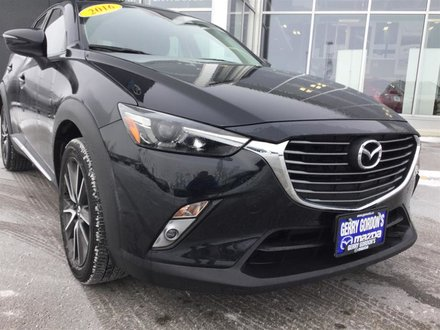 2016 Mazda CX-3 GT AWD at