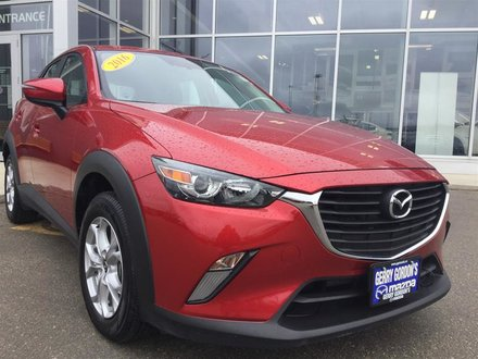 2016 Mazda CX-3 GS AWD at