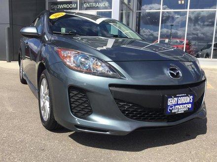 2012  Mazda3 Sport GS-SKY at