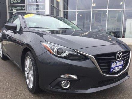 2015 Mazda Mazda3 Sport GT-SKY at