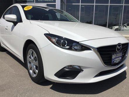 2016  Mazda3 Sport GX 6sp