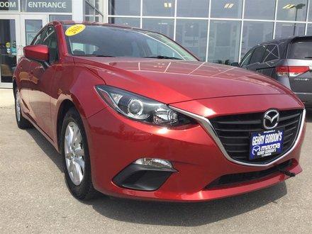 2016  Mazda3 Sport GS 6sp
