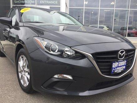 2016  Mazda3 GS at
