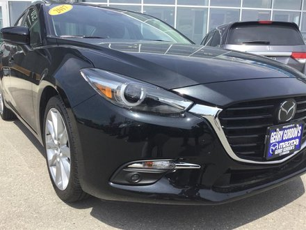 2017  Mazda3 GT at
