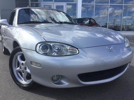 2003 Mazda MX-5 Miata Cloth 5sp