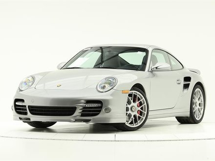 2012 Porsche 911 Turbo Coupe PDK