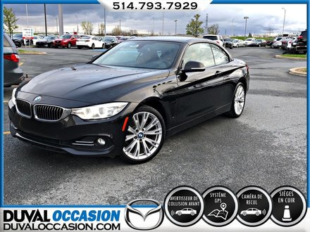 BMW 428i XDrive + M PACKAGE + CONVERTIBLE + NAVIGATION 2015