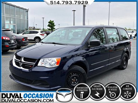 2012 Dodge Grand Caravan SXT + STOW 'N GO