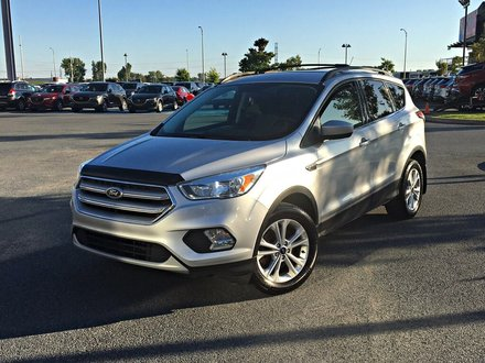 Ford Escape SE + AWD + BLUETOOTH + CAMÉRA DE RECUL 2018
