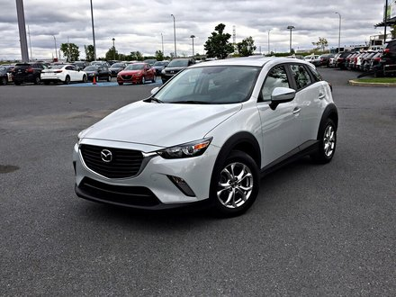 Mazda CX-3 GS LUXE + AWD + TOIT OUVRANT + SIÈGES CHAUFFANTS 2017
