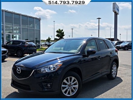 Mazda CX-5 GS AWD + CUIR + TOIT OUVRANT 2016
