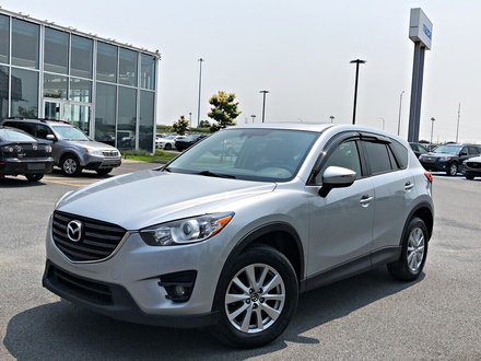 Mazda CX-5 GS + TOIT OUVRANT + ANDROID AUTO/APPLE CARPLAY 2016