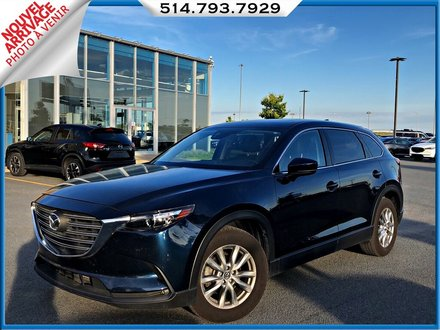 2017 Mazda CX-9 GS-LUXE + AWD + CUIR + TOIT OUVRANT