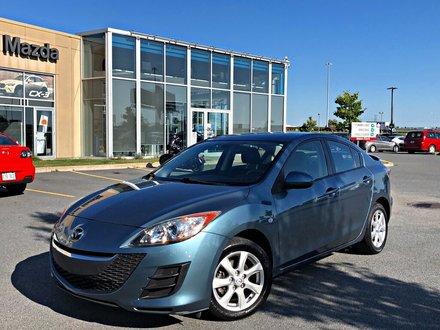 2010  Mazda3 GS + CLIMATISATION + BLUETOOTH