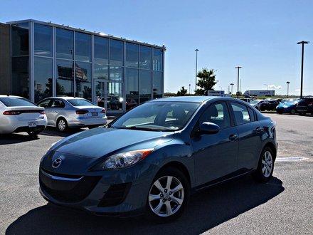 2010  Mazda3 GS + CLIMATISATION