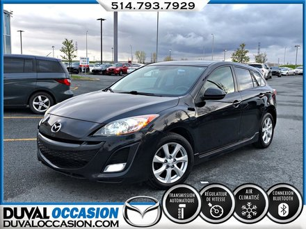 Mazda Mazda3 GS + BLUETOOTH + MAGS 2011