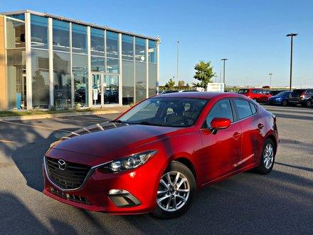 2015  Mazda3 GS + SIÈGES CHAUFFANTS + BLUETOOTH