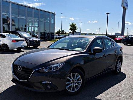 2015  Mazda3 GS + NAVIGATION + TOIT OUVRANT