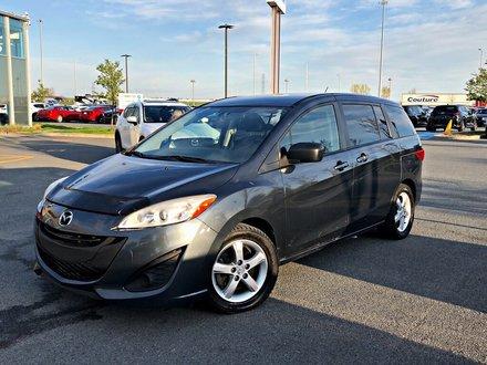Mazda5 GS + BLUETOOTH + ***VÉHICULE VENDU TEL QUEL*** 2012