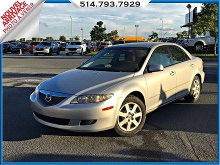 Mazda6 GS + CLIMAITSATION  ***VÉHICULE VENDU TEL QUEL*** 2005
