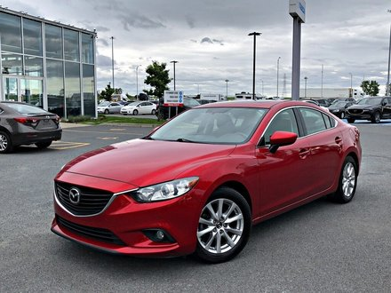 2014  Mazda6 GS + TOIT OUVRANT + SIÈGES CHAUFFANTS